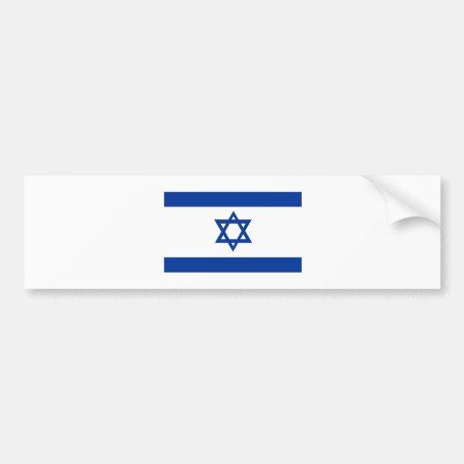 Israel Pegatina Para Auto