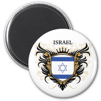 Israel [personalize] magnet