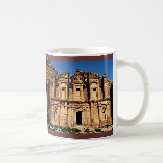 ISRAEL Petra Monestary Mug