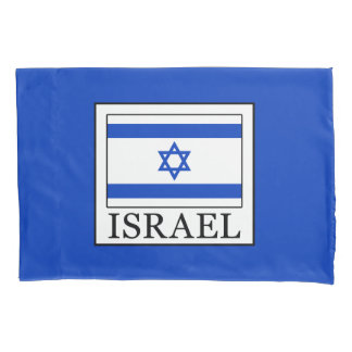 Israel Pillow Case