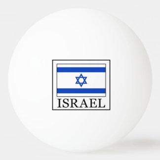Israel Ping-Pong Ball