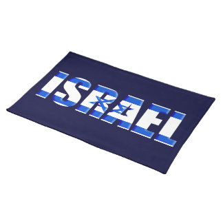 Israel Placemat