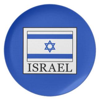 Israel Plate