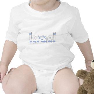 Israel Traje De Bebé