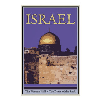 Israel Poster