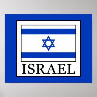Israel Poster