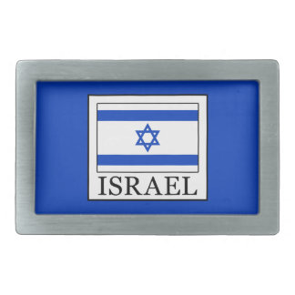Israel Rectangular Belt Buckle