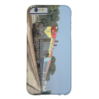 Israel, Ry EMD G12 with train_Trains of the World Barely There iPhone 6 Case