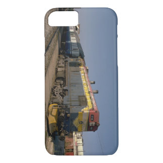 Israel, Ry EMD G12 with train_Trains of the World iPhone 7 Case
