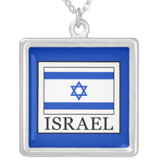 Israel Silver Plated Necklace