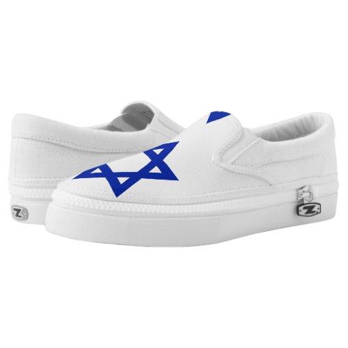 Israel Slip-On Sneakers