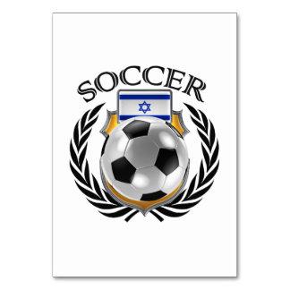 Israel Soccer 2016 Fan Gear Card