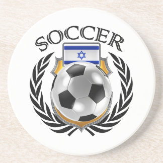 Israel Soccer 2016 Fan Gear Coaster