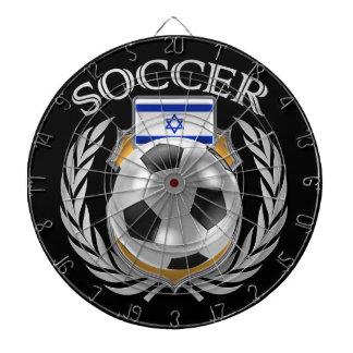 Israel Soccer 2016 Fan Gear Dartboard