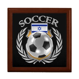 Israel Soccer 2016 Fan Gear Keepsake Box