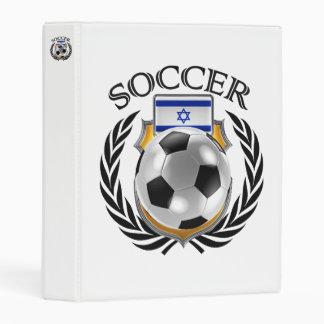 Israel Soccer 2016 Fan Gear Mini Binder