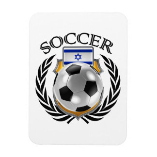 Israel Soccer 2016 Fan Gear Rectangular Photo Magnet