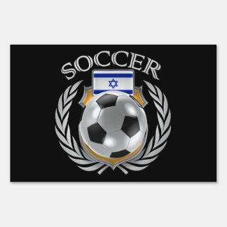 Israel Soccer 2016 Fan Gear Sign