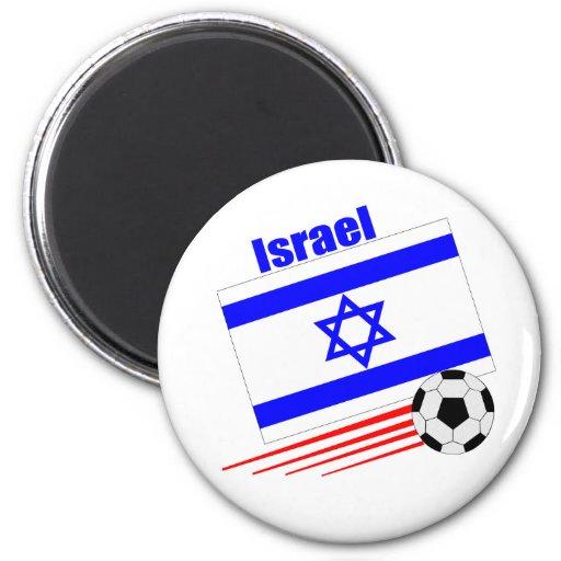 Israel Soccer Team Magnets