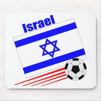 Israel Soccer Team Mouse Pad