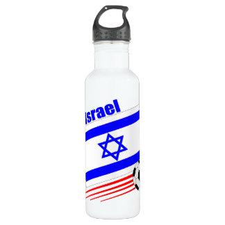 Israel Soccer Team Water Bottle