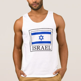Israel Tank Top