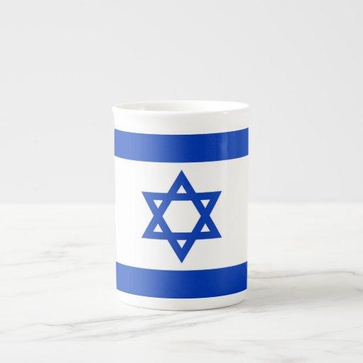 ISRAEL TAZA DE PORCELANA