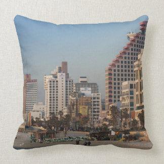 Israel, Tel Aviv, frente al mar, hoteles, Cojín