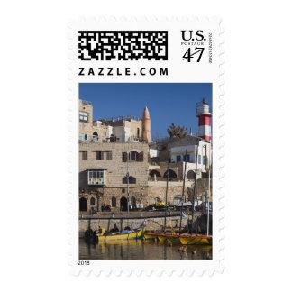 Israel, Tel Aviv, Jaffa, Jaffa Old Port Postage