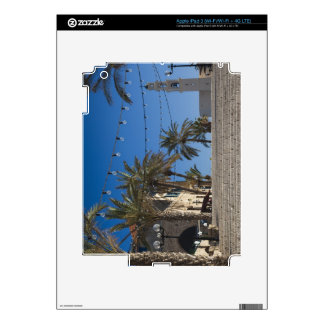 Israel, Tel Aviv, Jaffa, stairs, Old Jaffa iPad 3 Decal