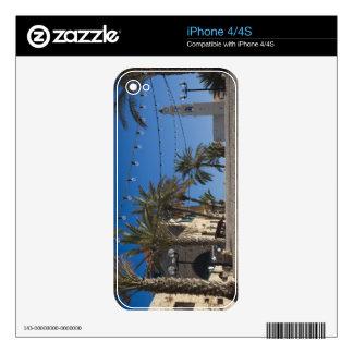 Israel, Tel Aviv, Jaffa, stairs, Old Jaffa iPhone 4S Decal