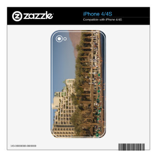 Israel, The Negev, Eilat, Red Sea beachfront 2 iPhone 4S Decal