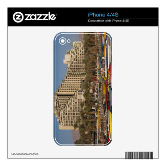 Israel, The Negev, Eilat, Red Sea beachfront 3 Decal For The iPhone 4