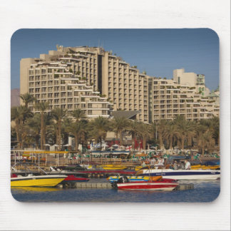 Israel, The Negev, Eilat, Red Sea beachfront 3 Mouse Pad