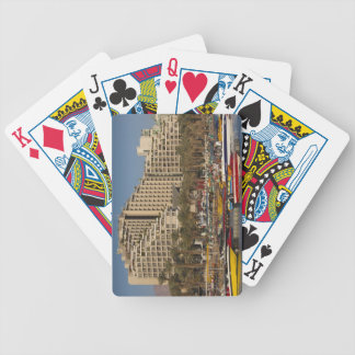 Israel, The Negev, Eilat, Red Sea beachfront 3 Poker Cards