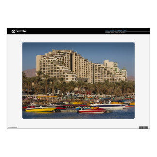 """Israel, The Negev, Eilat, Red Sea beachfront 3 Skin For 15"""" Laptop"""