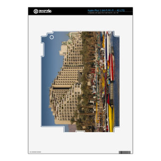Israel, The Negev, Eilat, Red Sea beachfront 3 Skins For iPad 3