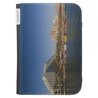 Israel, The Negev, Eilat, Red Sea beachfront Kindle Cases
