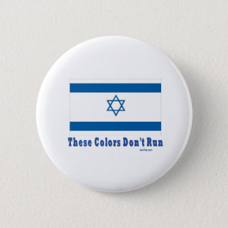 Israel  These Colors Don't Run Gifts Button