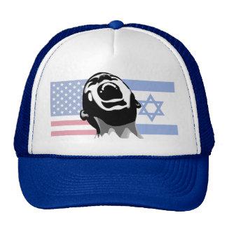 Israel-USA scream Hats