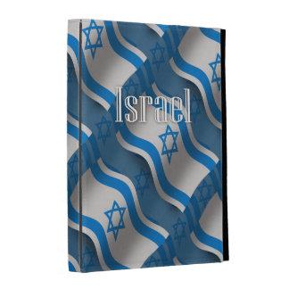 Israel Waving Flag iPad Case