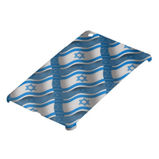 Israel Waving Flag iPad Mini Cover