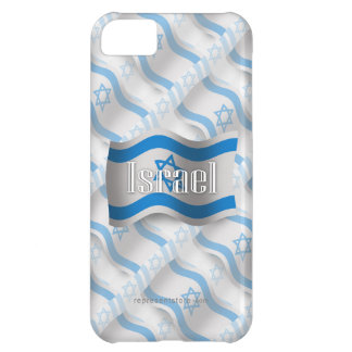 Israel Waving Flag iPhone 5C Cover