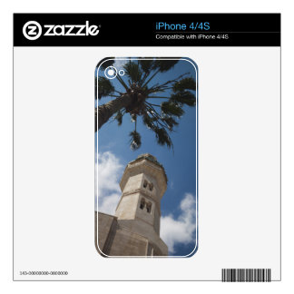 Israel, West Bank, Bethlehem, Mosque of Omar Decal For iPhone 4