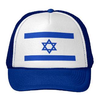 Israel World Flag Trucker Hat