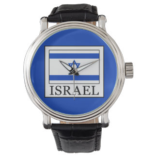 Israel Wrist Watch