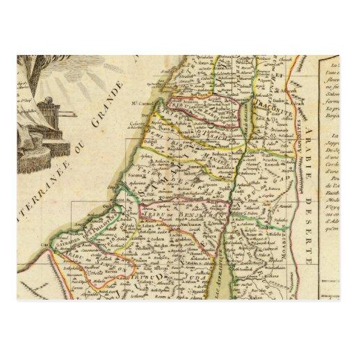 Israel y Palestina 3 Postales