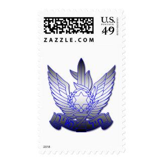 Israeli Air Force 2 Stamp
