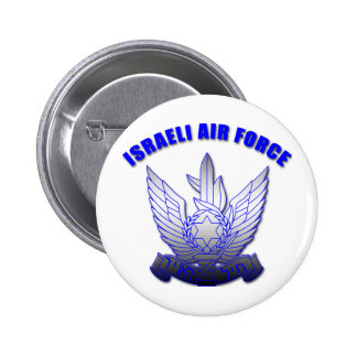 Israeli Air Force Pinback Button