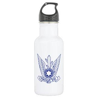 Israeli Air Force Emblem 18oz Water Bottle